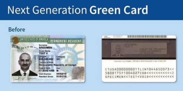 Green Card Design 1 min